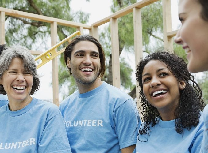 4 Major Advantages of Volunteers