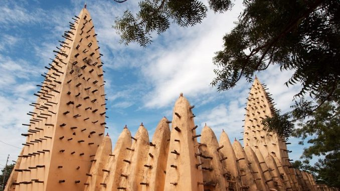 Volunteer in Burkina Faso