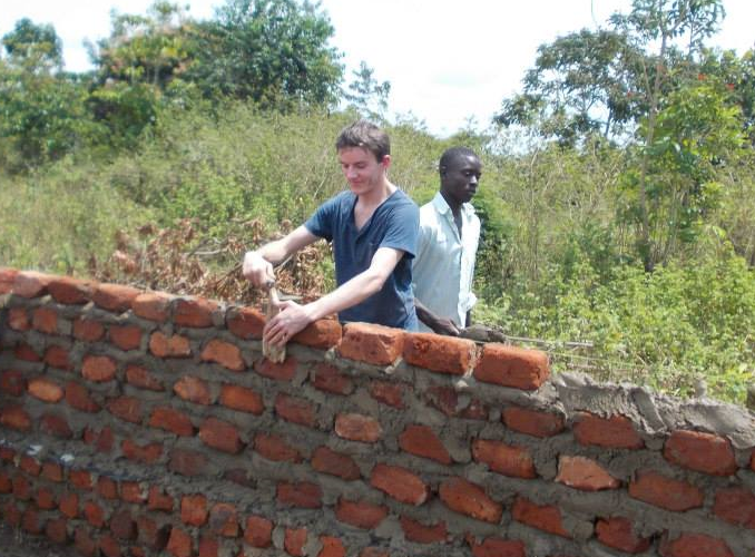 UGANDA: Construction Volunteer Projects
