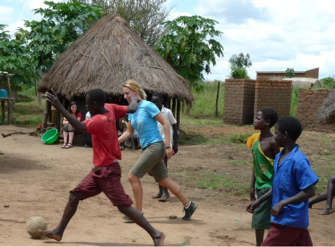 KENYA: Sports Coaching Volunteer Project