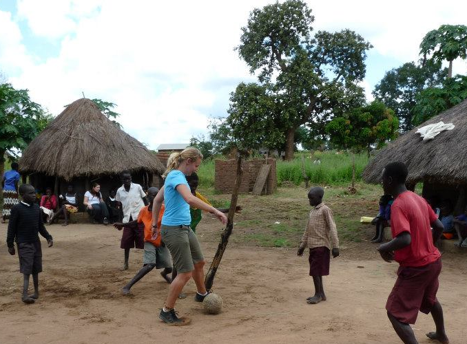 RWANDA: Sports Coaching Volunteer Project