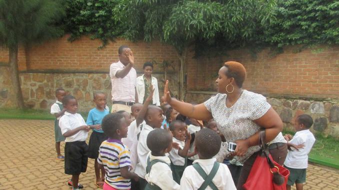 Kenya Orphanage Volunteer Project