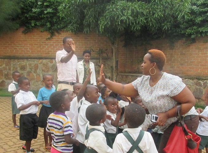 KENYA: Orphanage Volunteer Project