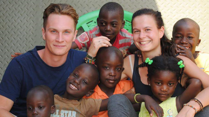 Kenya Childcare Volunteer Project