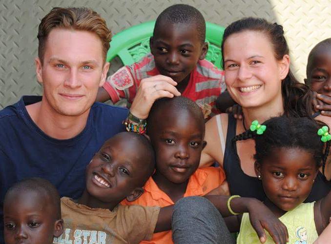 KENYA: Childcare Volunteer Project