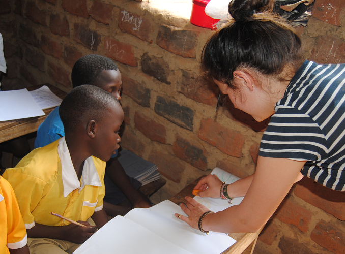 RWANDA: Teaching Volunteer Project