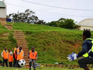 Rwanda Sports Volunteer Project