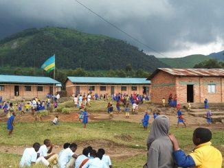 Rwanda Teaching Volunteer Project