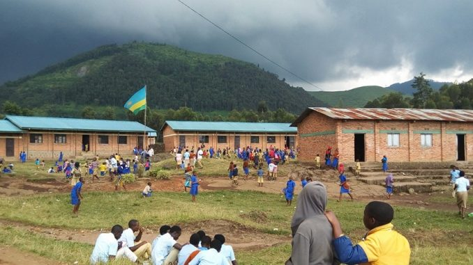 Rwanda Teaching Volunteer Project