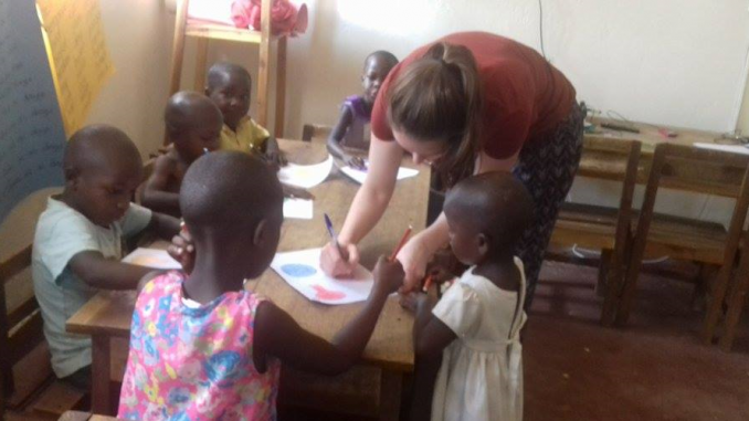 Togo Teaching Volunteer Project