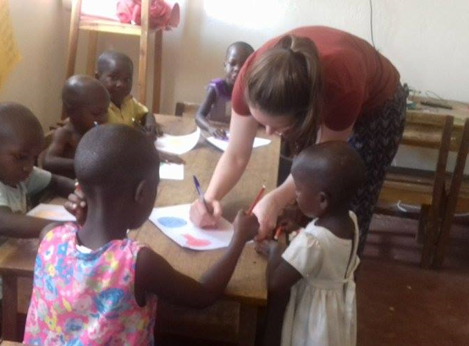 TOGO: English Teaching Volunteering Work