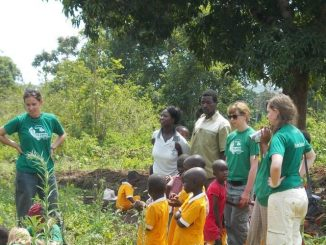 Togo Conservation Volunteer Work