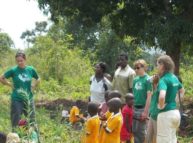 TOGO: Conservation Volunteer Work