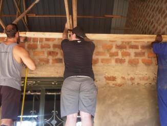 Togo Construction Volunteer Work