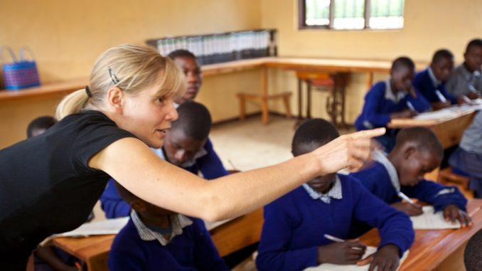 Tanzania Teaching Volunteer Project
