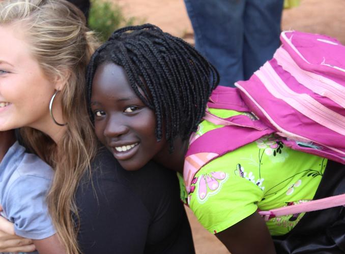 SENEGAL: Childcare Volunteer Project