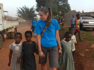 Ghana Childcare volunteer project