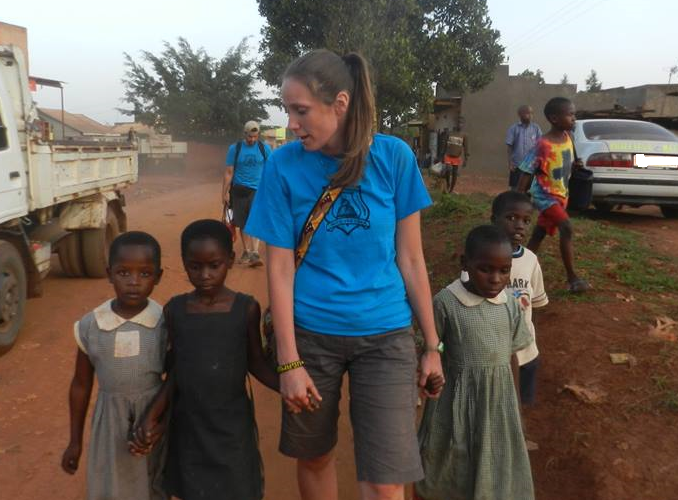 GHANA : Childcare Volunteer Project