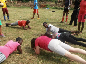 Ghana Sports Coaching Volunteer Project