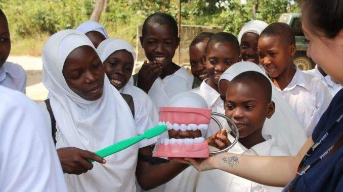 Malawi Dentistry Volunteer Work