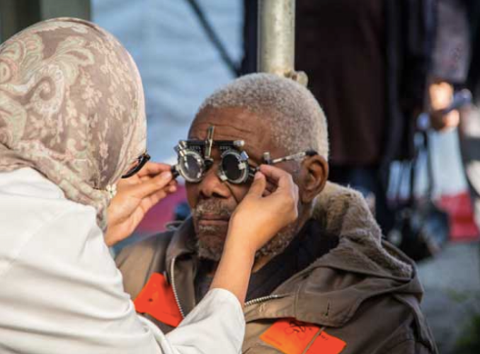 MALAWI: Optometry Volunteering Project