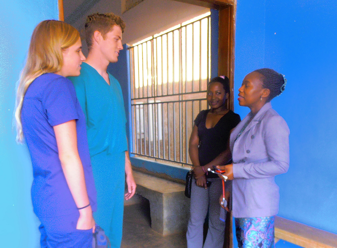 UGANDA: Medical Volunteering Project