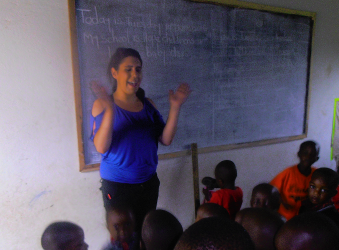 Senegal Community Volunteer Program