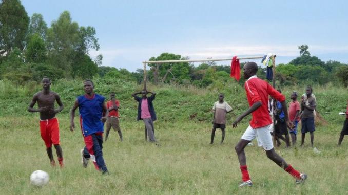 Uganda Sports Volunteer Program