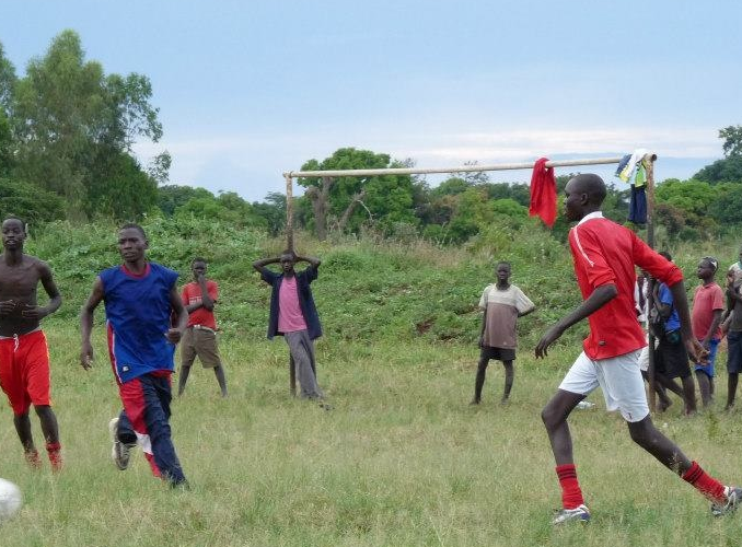 UGANDA: Sports Coaching Volunteer Assistants