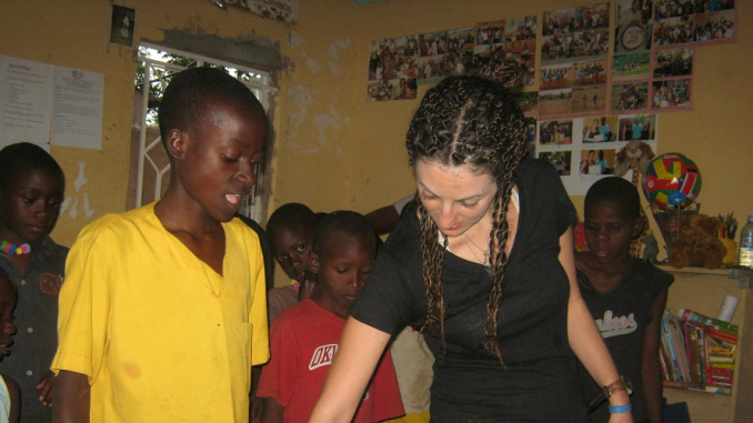 Uganda Special Needs Volunteering