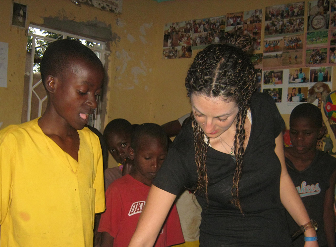 UGANDA: Special Needs Support Volunteering