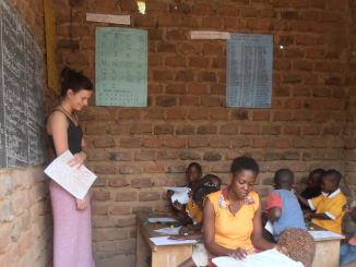 Malawi teaching volunteer project