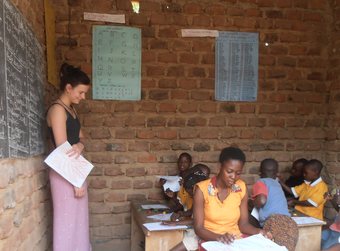 MALAWI: Teaching Volunteer Project