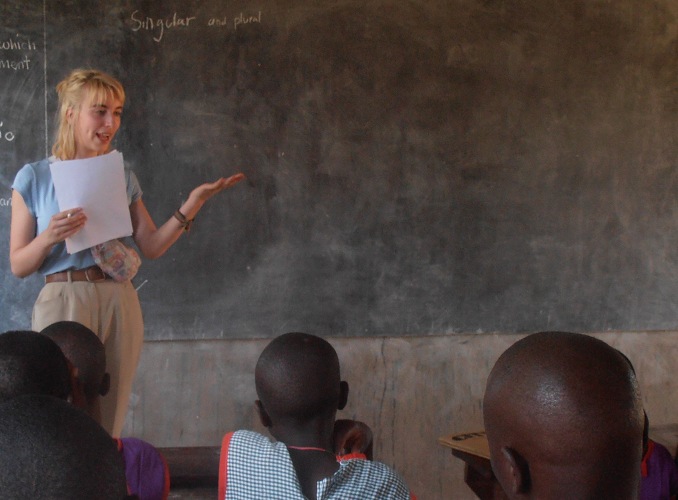 KENYA: Teaching Volunteer Project