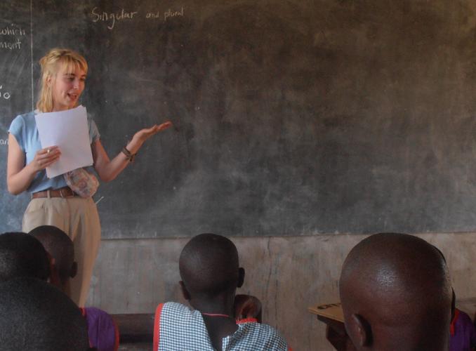 KENYA: Teaching Volunteer Project