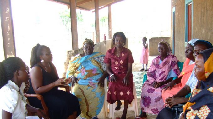 Uganda Women Volunteer Program
