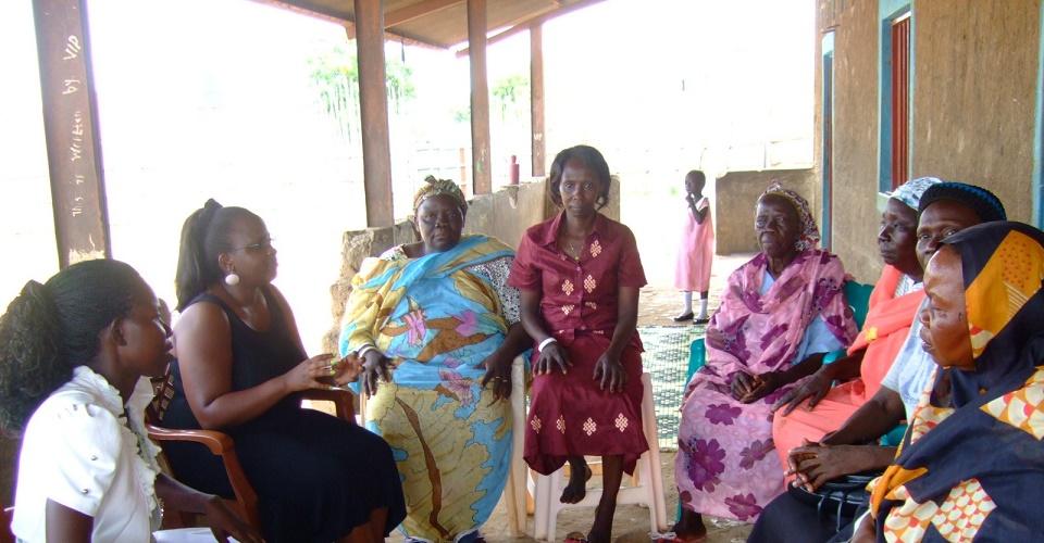 Uganda Women Volunteer Program