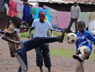 Senegal Sports volunteer project