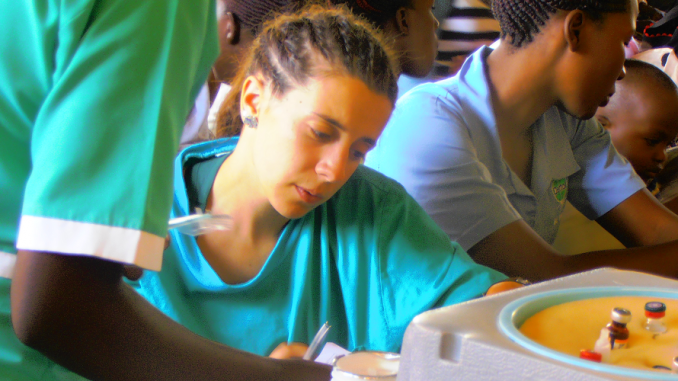 Zanzibar healthcare volunteering project