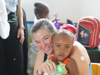 Zanzibar Orphanage Volunteer Work