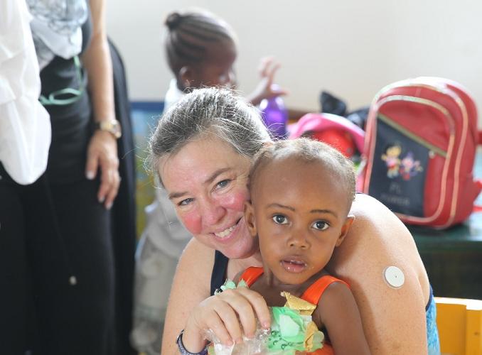 ZANZIBAR: Orphanage Volunteer Work