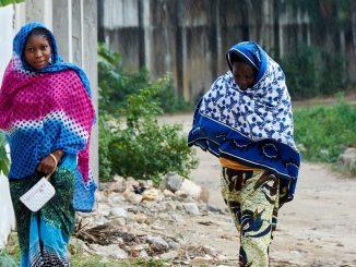 Zanzibar Women Empowerment Volunteer Work
