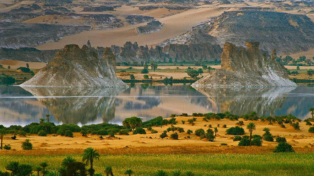 Visit and Tourist Attractions in Chad