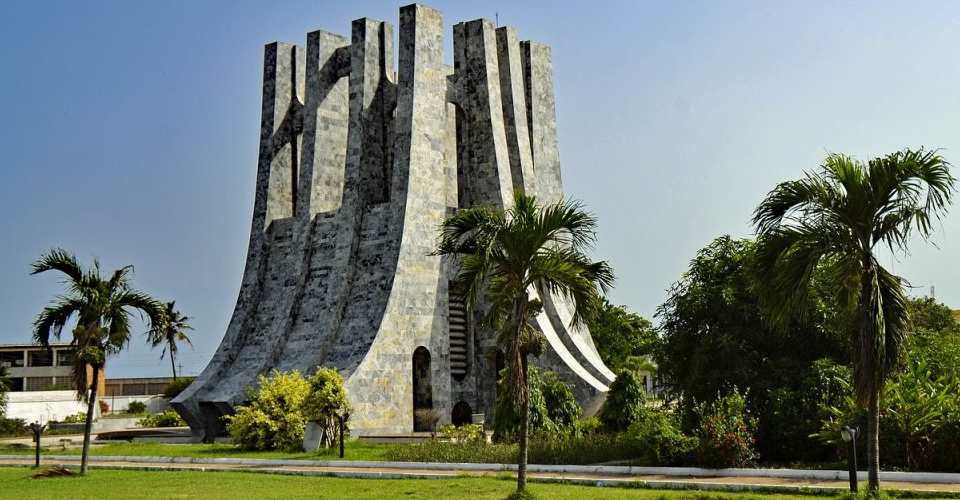 Beautiful Ghana Monuments