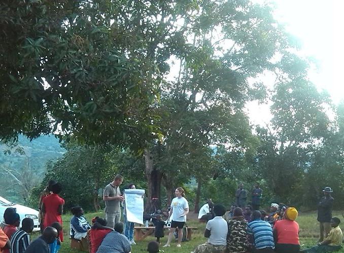 KENYA: Easter Holiday Volunteering Work
