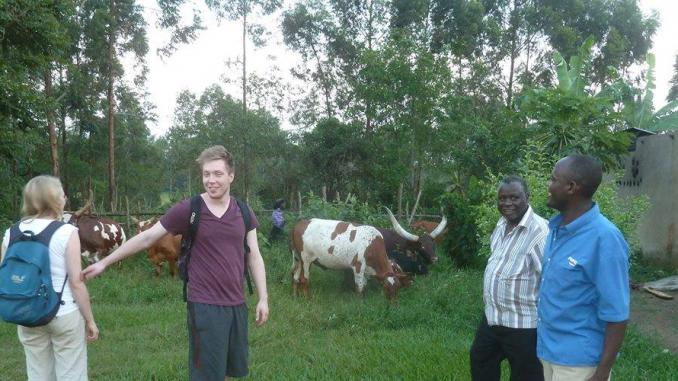 Kenya Spring Break Volunteer