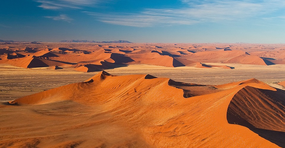 Namibia Desert Attraction