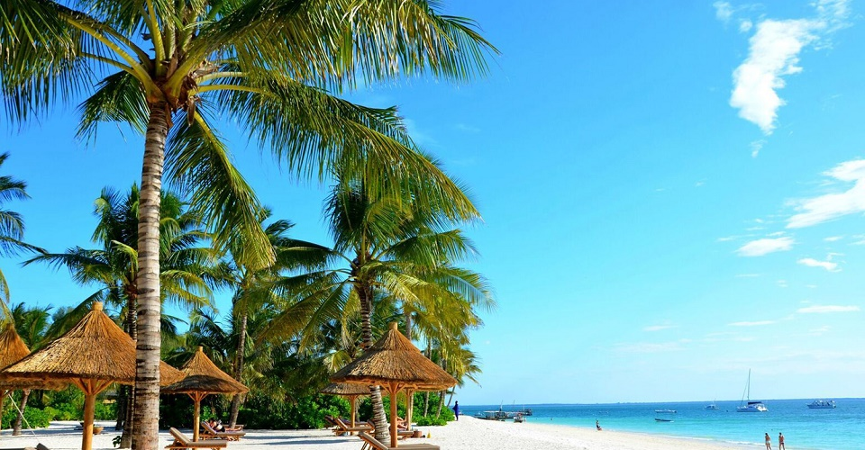 Zanzibar's White Sandy Beaches