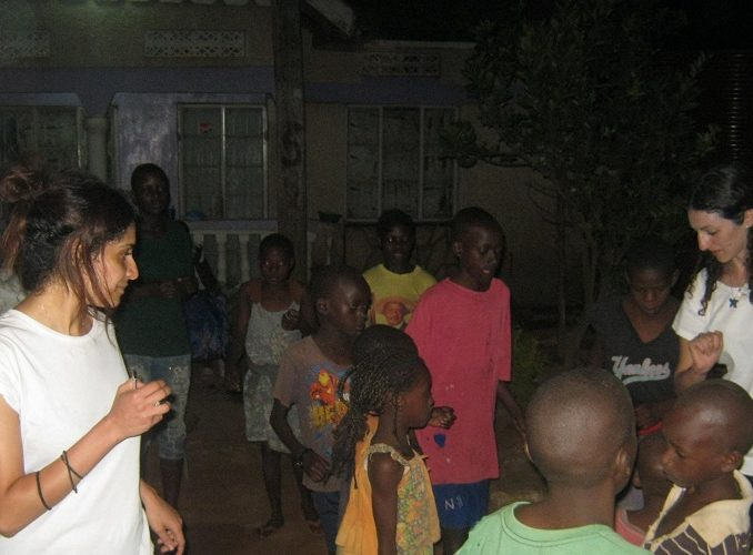 Childcare & Street Kids Volunteer Work In Africa