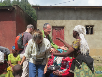 Volunteering Work in Rwanda